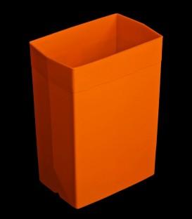 Individual Orange Luminaries