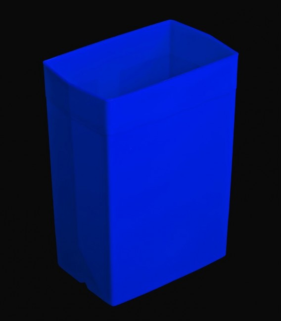 Blue Luminary front