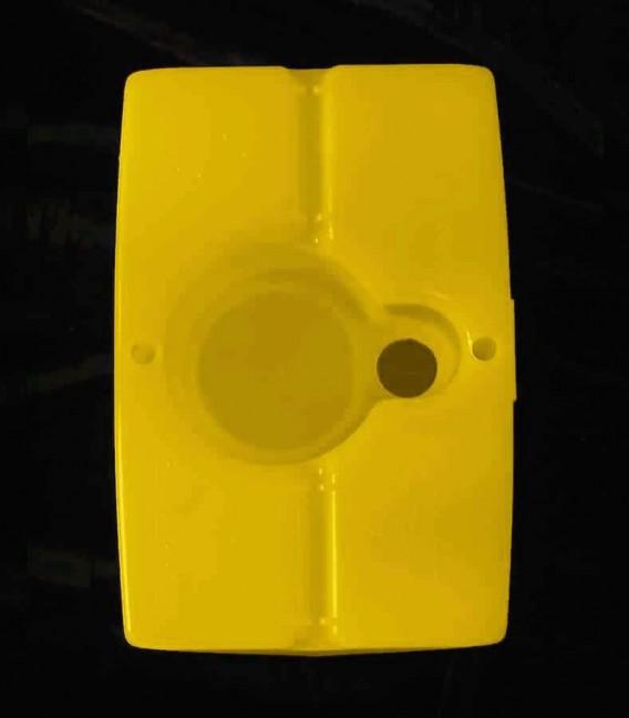 Yellow Luminary Bottom