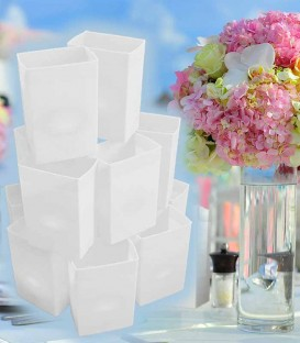 Set of 12 Wedding Luminarias
