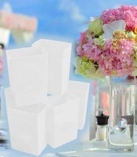 Set of 6 Wedding Luminarias
