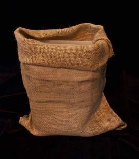 Set of 6 Loose Burlap Bags