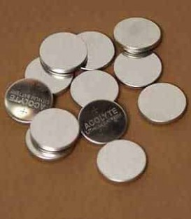 Replacement Batteries for Tealights
