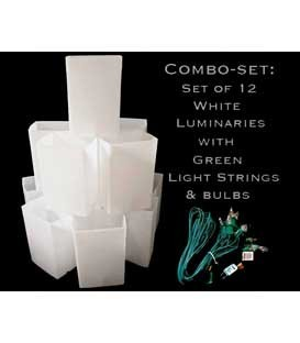 Indoor Luminary Kit