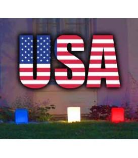 Patriotic Luminaries