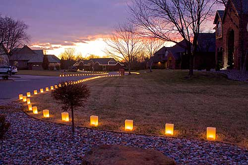 hoa luminaries