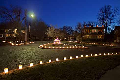 homeowner association luminaries
