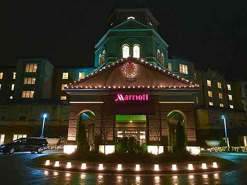 Marriott luminaries