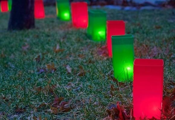 Environmental positives of FLIC luminaries