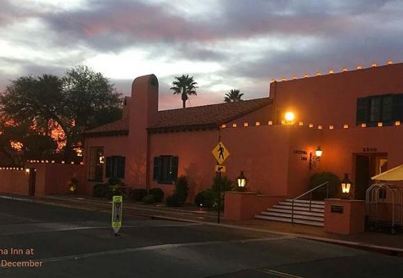 Arizona Inn, Tucson -  Charm, Elegance and History