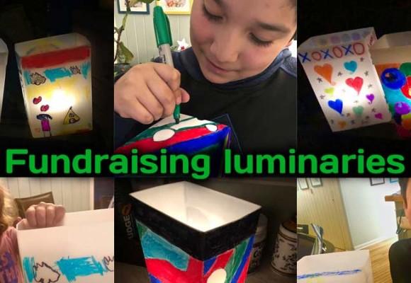 Fundraising Luminary Kits Bring Creativity To Children