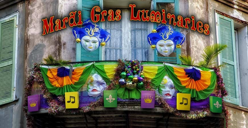 2021 Mardi Gras House Float Contest!