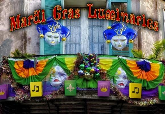 2021 Mardi Gras House Float Contest!